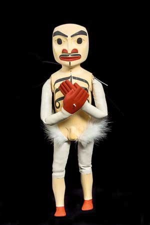 "David R. Boxley ""Puppet"""