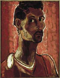 Morris Graves: Self-Portrait