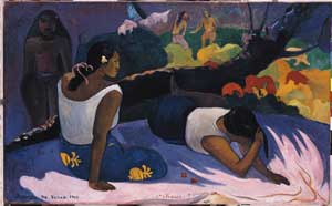 Paul Gauguin: Arearea no Varua ino
