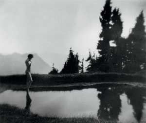 Imogen Cunningham: On Mount Rainier